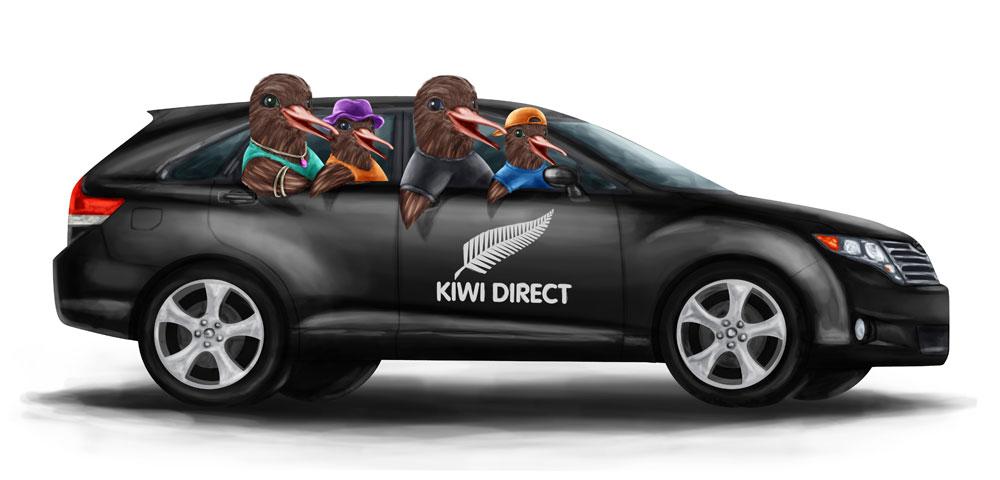 Car Hire Auckland Drop Off Wellington