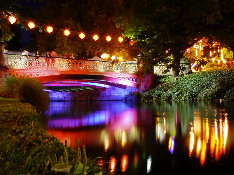 Avon River of Lights