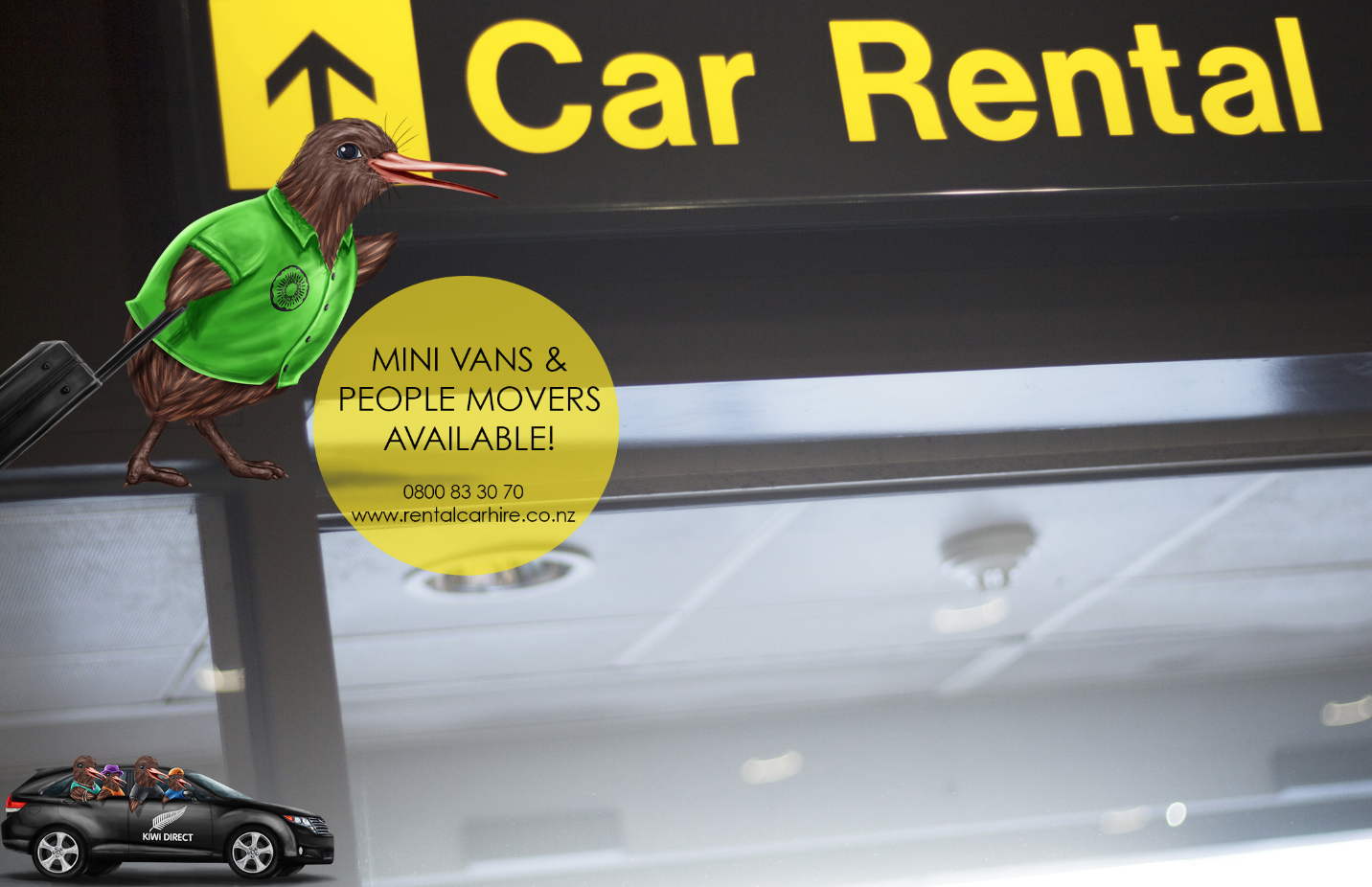 Cheap Car Rental In South Auckland